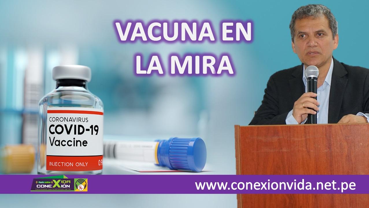 VACUNA VICTOR DONGO