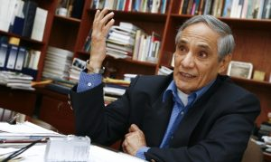 Economista Jorge Gonzáles Izquierdo