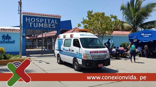 Hospital de Tumbes de EsSalud - Conexión Vida