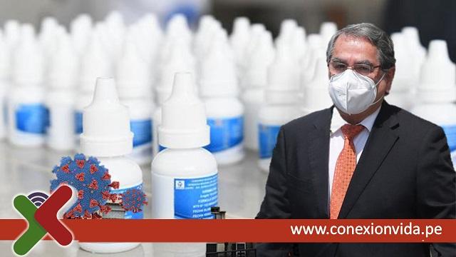 Ministro de Salud Óscar Ugarte y la invermectina -Conexión Vida