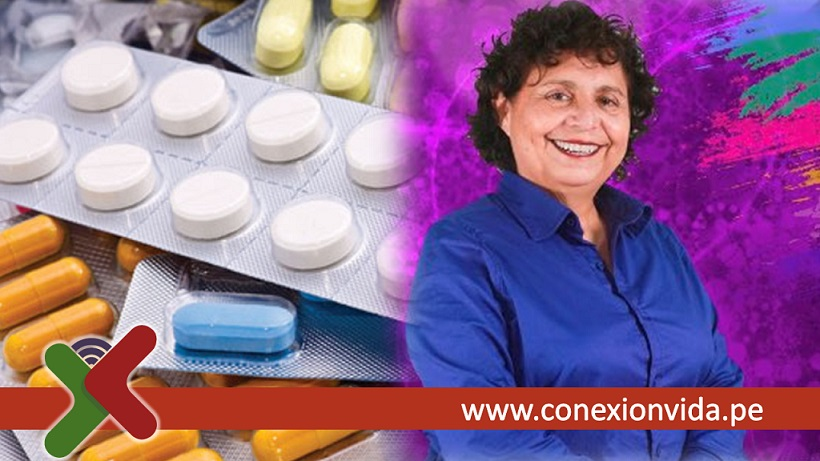 Congresista electa Susel Paredes - Conexión Vida