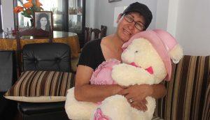 Luisa Revilla, la primera regidora transexual elegida en el Perú. (Foto: Lucía Yglesias - Perú 21)