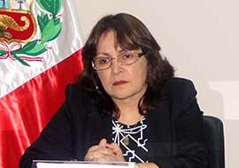 Julia-Ríos de la Dirección de Tuberculosis