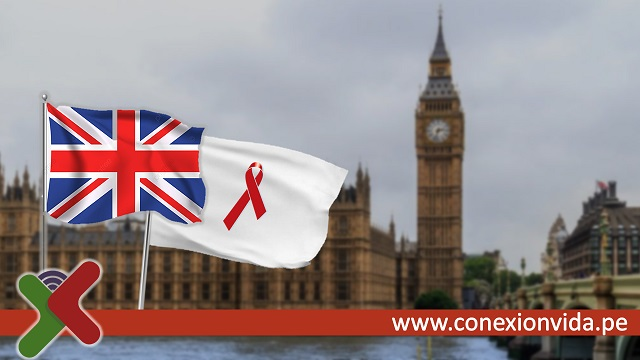 Inglaterra en la carrera contra el sida - Conexión Vida